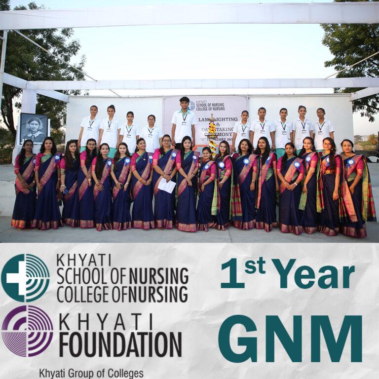 1st gnm